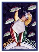 Basta Pasta Fine Art Print