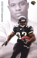 Jaguars - Maurice Jones-Drew Wall Poster