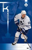 Maple Leafs - Tomas Kaberle 08 Wall Poster