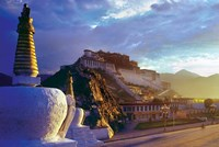 Potala Palace Wall Poster