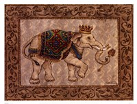 Royal Elephant I Fine Art Print