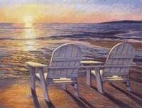 Relaxing Sunset Fine Art Print
