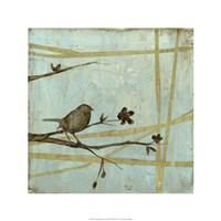 Woodland Respite II Framed Print