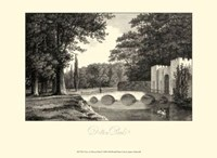 View of Ditton Park Fine Art Print