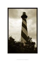 Hatteras Island Lighthouse Fine Art Print