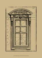 Palladian Window Fine Art Print