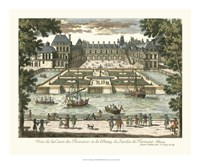 View of France IV Framed Print