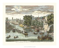 View of France VIII Framed Print