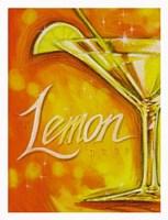 Lemon Fine Art Print