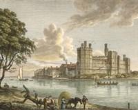 Caernarvon Castle Fine Art Print