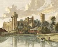 Warwick Castle Fine Art Print