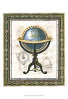 Traditional Globe I Fine Art Print