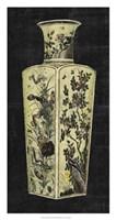 Aged Porcelain Vase II Framed Print