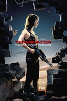 Terminator: The Sarah Connor Chronicles - style AP Wall Poster