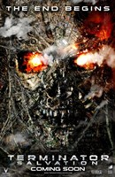 Terminator: Salvation - style D Wall Poster