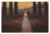 Tuscan Portal Fine Art Print
