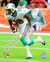 Ted Ginn Jr. 2008 Action Fine Art Print