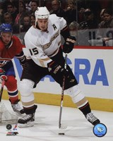 Ryan Getzlaf 2008-09 Away Action Fine Art Print