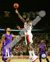 Greg Oden 2008-09 Action Fine Art Print