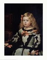 L'infante Marguerite Fine Art Print