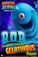 Monsters vs. Aliens, c.2009 - style K Wall Poster