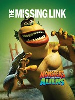 Monsters vs. Aliens, c.2009 - style L Wall Poster