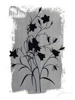 Silver Shade II Fine Art Print