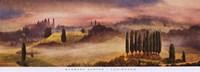 Lucignano Fine Art Print
