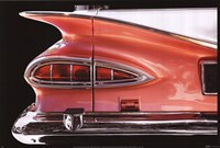 Classics Chevrolet 1959 Framed Print