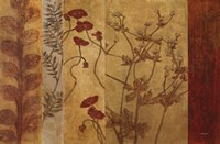 Garden Song II Fine Art Print
