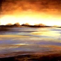 Stewart Lake at Dawn I Fine Art Print