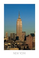 Empire State Building, N.Y. Fine Art Print