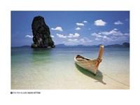 Phi Phi Island Fine Art Print