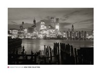 Manhattan Skyline Fine Art Print