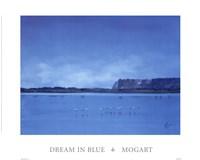 Dream In Blue Fine Art Print
