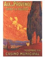 Aix En Provence Fine Art Print