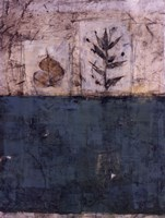 Verde De Manzana Framed Print