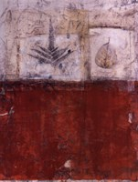 Roja De Cereza Fine Art Print