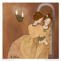 Clemence Fine Art Print