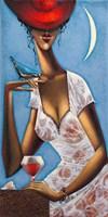 Rose d'Anjou I Fine Art Print