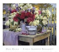 Early Summer Bouquet Fine Art Print