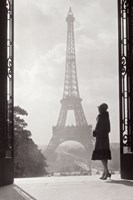 Paris 1928 Fine Art Print