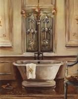 Classical Bath III Fine Art Print