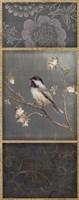 Black Capped Chickadee Fine Art Print