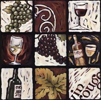 Wine Time Fine Art Print