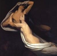 Amor And Psyche Fine Art Print