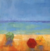 Parasols II Fine Art Print