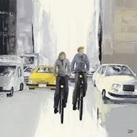 Embouteillage Fine Art Print