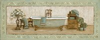 My Peaceful Bath I Fine Art Print