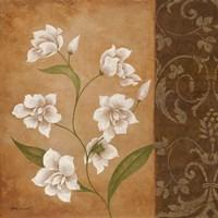 Orchid's Dance II Fine Art Print